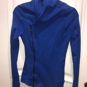 Royal blue Lulu lemon jacket
